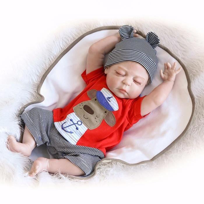 Les différents avantages d'un bébé reborn en silicone
