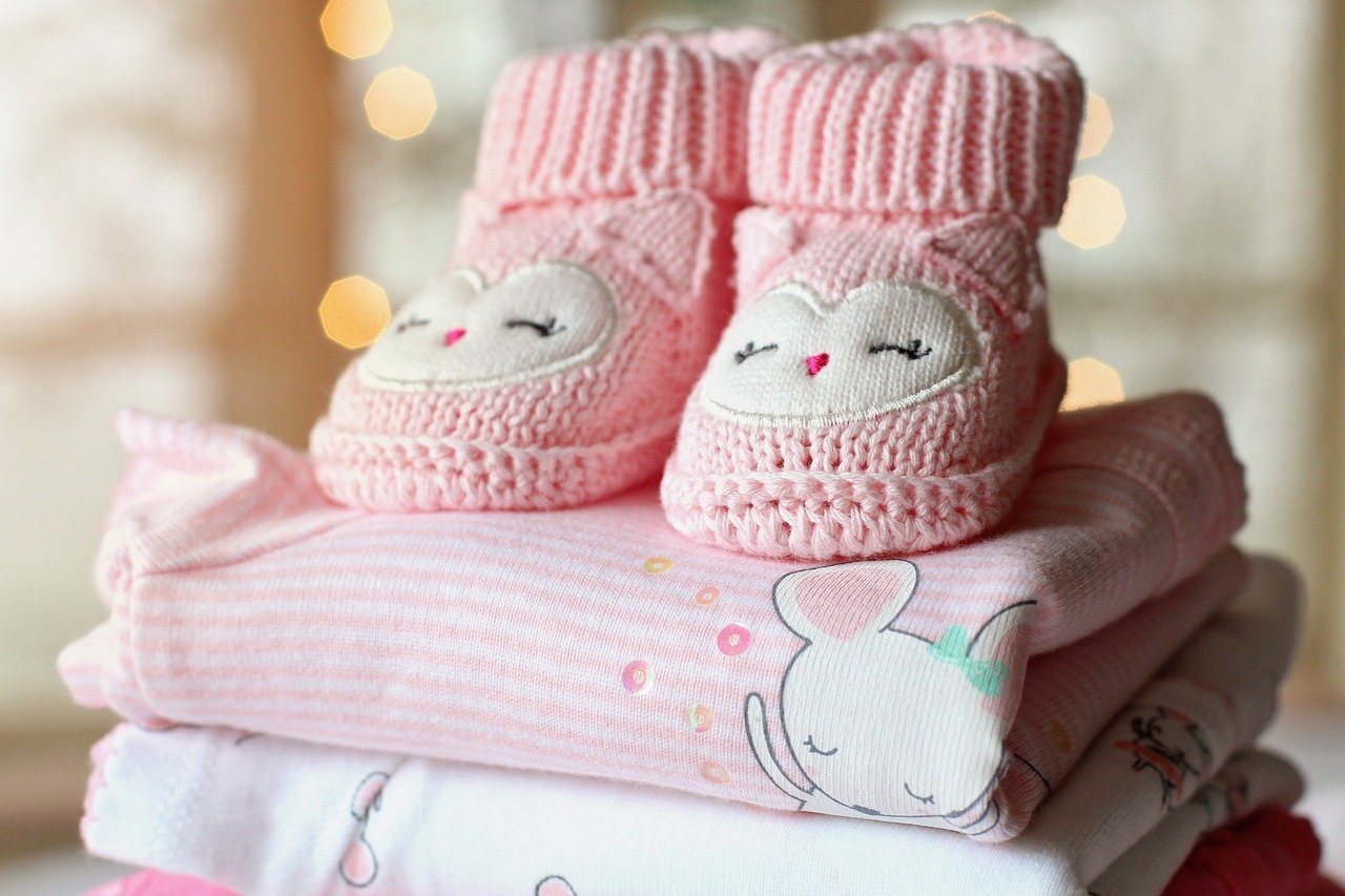 Quels articles pour le trousseau de bébé ?